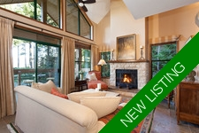 Whistler Village Townhouse for sale: Northern Lights 3 bedroom 1,750 sq.ft. (Listed 2015-11-11)